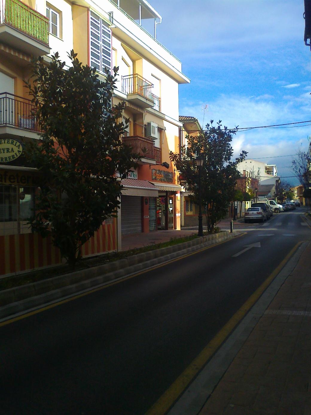 Camino jueves