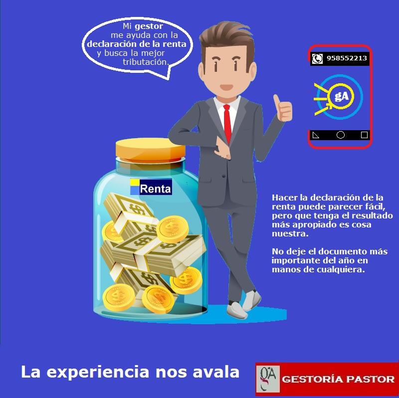 spot renta2018