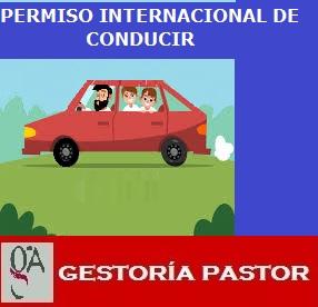 PERMISO INTERNACIONAL DE CONDUCIR
